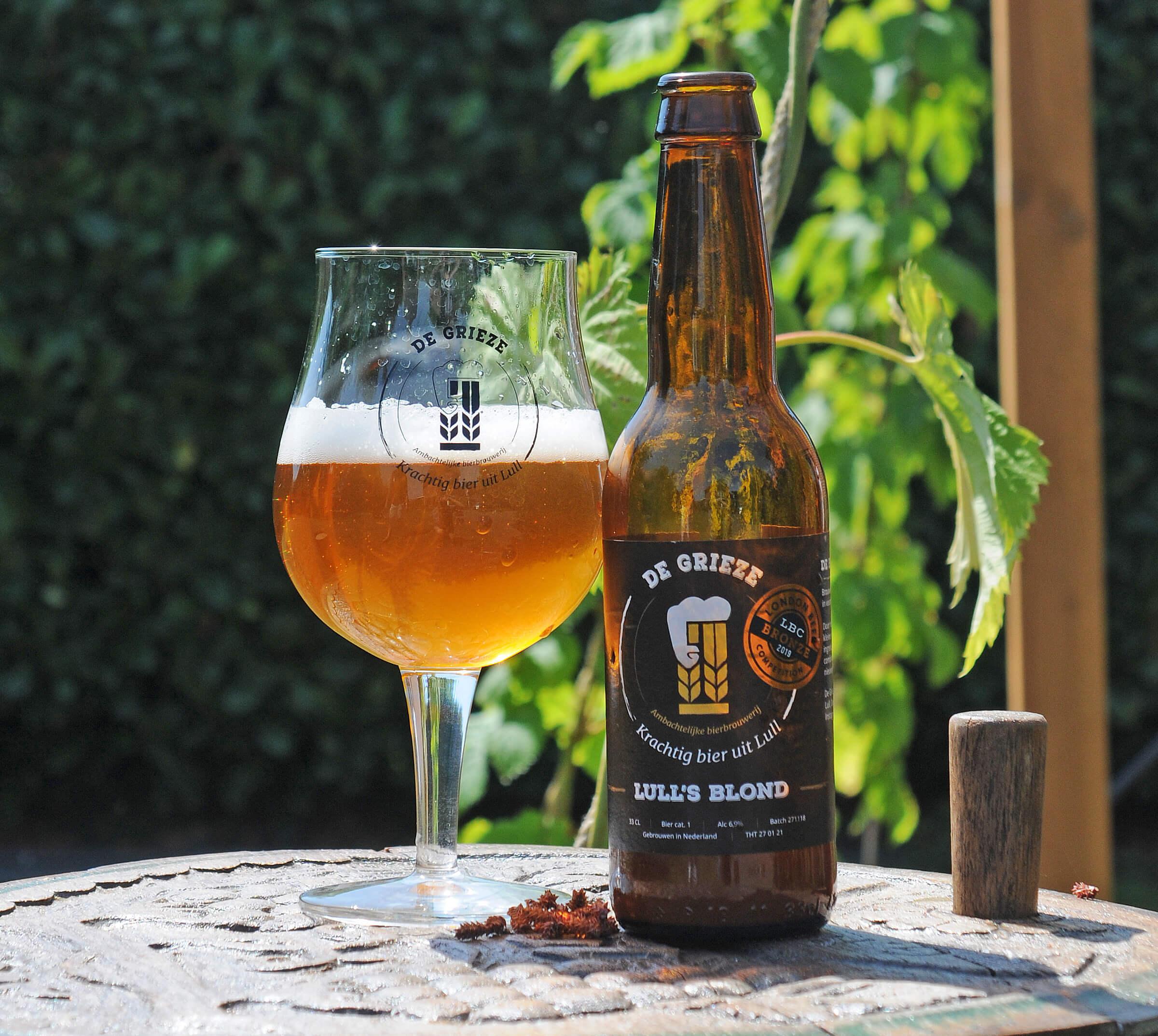 Brouwerij De Grieze Lulls Blond