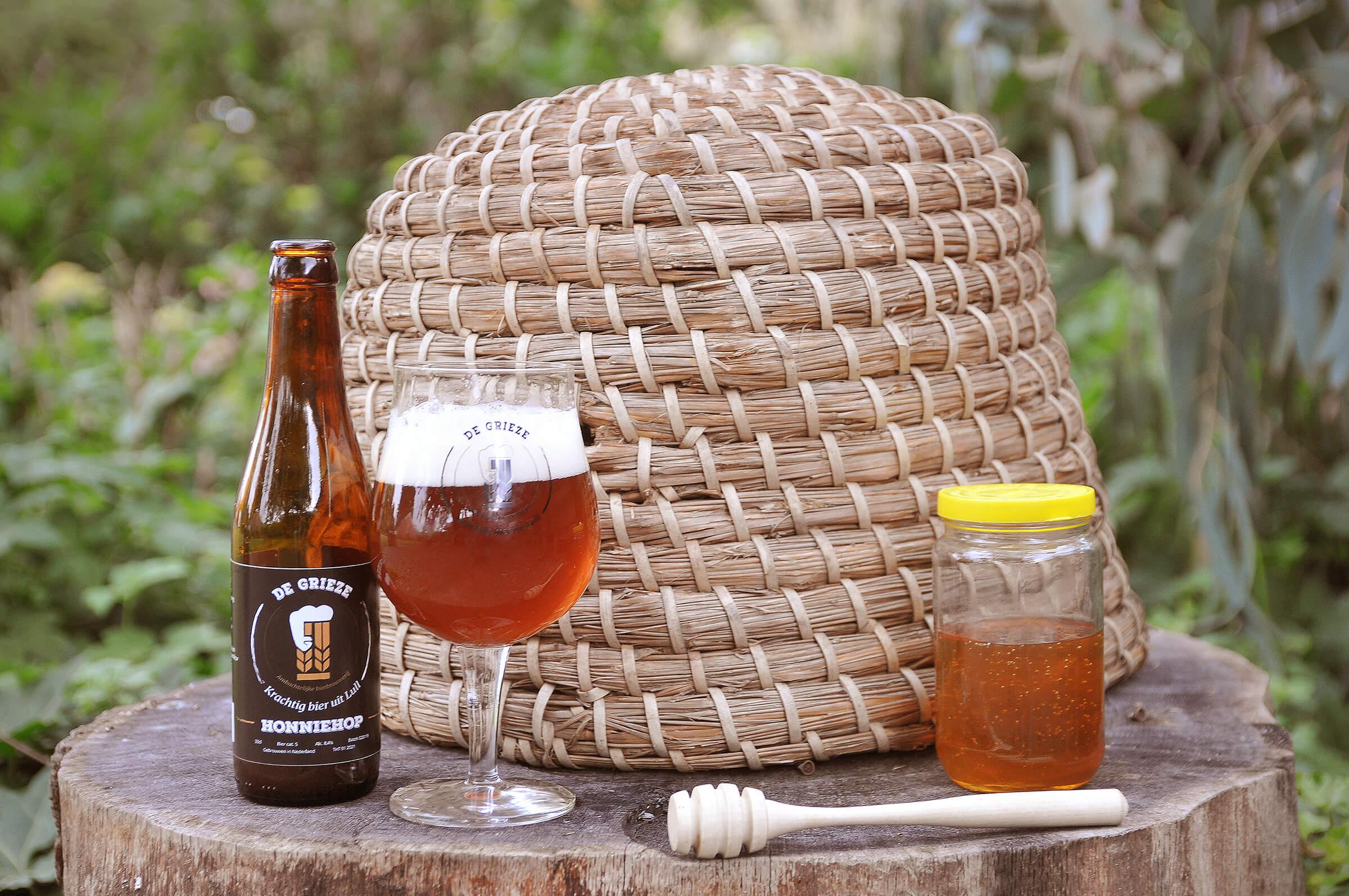 Brouwerij De Grieze Honniehop